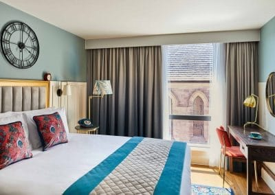 Double Room at Hotel Indigo Chester